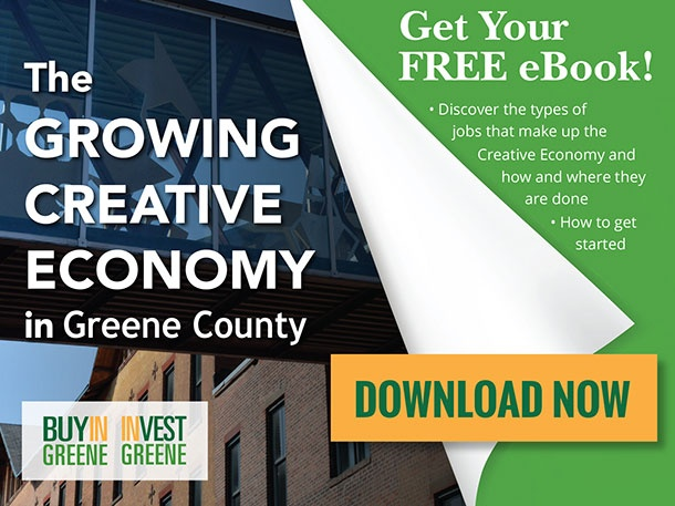 The Growing Creative Economy in Greene County - free ebook